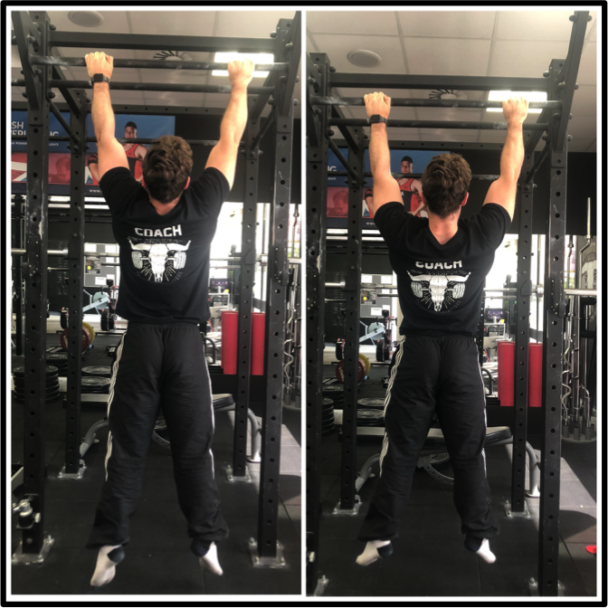 how to build the strength to do a pull up